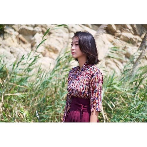 영화 '마녀' 김다미의 한복 피팅모델 시절보니