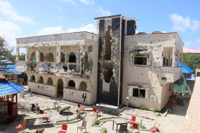 소말리아서 올해 최악의 테러 발생...사망 26명, 부상 56명