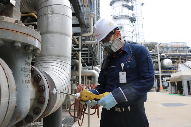 SK인천석유화학, 친환경 사업장 만들기에 올해 500억 투자