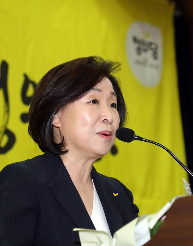 """심상정, 정의당 대표 복귀...""""진보 집권"""" 다짐"""