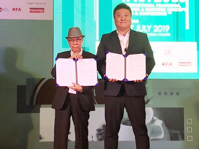 한국 프랜차이즈, 세계로 위상 높인다···인도네시아 MOU 체결