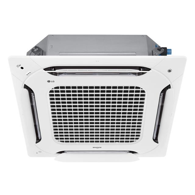 LG전자, 에너지소비효율 1등급 휘센 인공지능 듀얼베인 시스템에어컨 출시