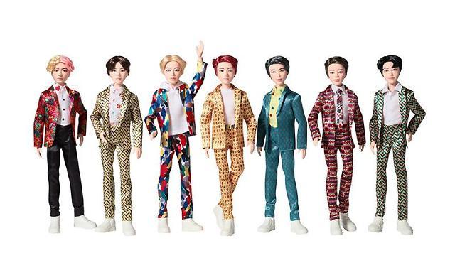 G마켓, 오는 17일 'BTS 구체관절인형' 한정 판매