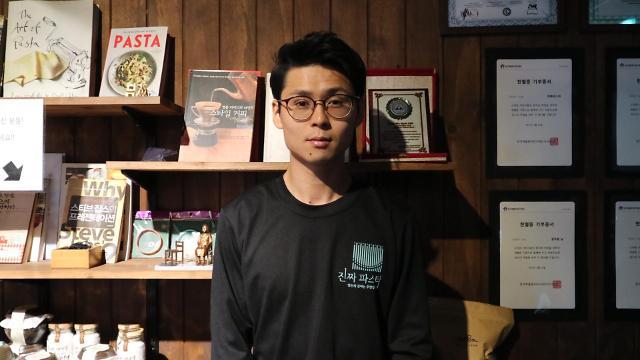[김호이의 사람들] 홍대 진짜파스타 오인태 대표의 진짜 이야기