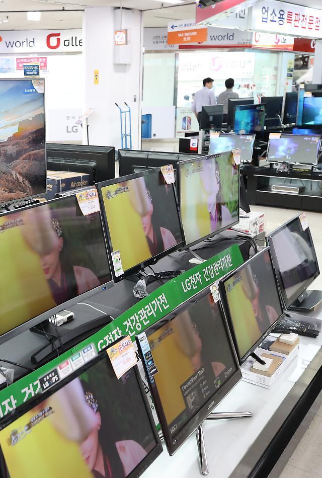 韩国经济研究院:半导体原材料缺口45%时GDP最多减少5.4%