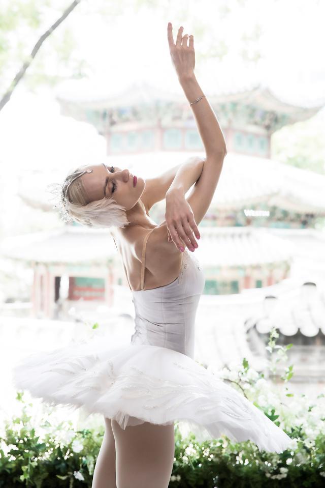 """러시아 발레리나 코레스니코바 """"난민 소녀가 선물한 반지 제 춤사위에 녹아들었죠"""""""