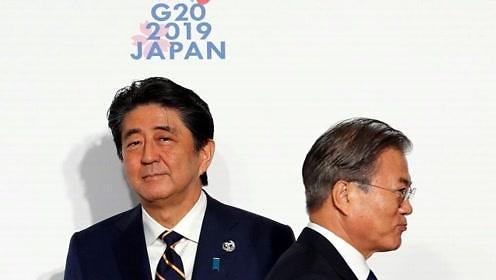 """日政府计划把韩国从""""白色国家""""清单删除"""