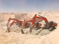 斗山インフラコア、中東建設機械の市場占有率13.4%…売上2倍増加