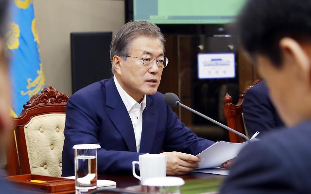 文在寅:日本贸易制裁韩国只会自食其果