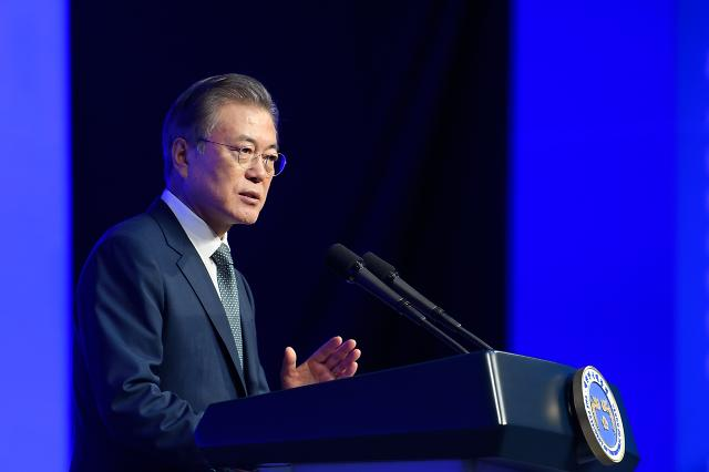 President Moon builds up ground for retaliatory steps against Japan