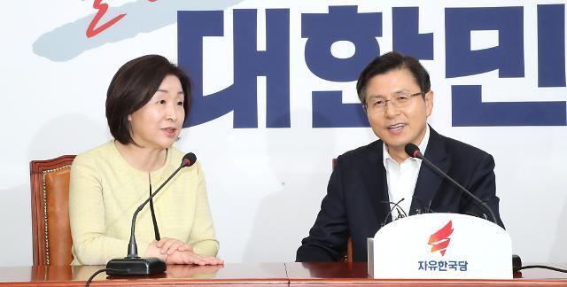 """심상정, 여야 대표 예방...""""선거제 개혁 반드시 이뤄야"""""""