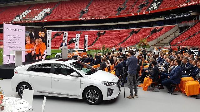 韩系车去年在欧盟售出54万辆创新高
