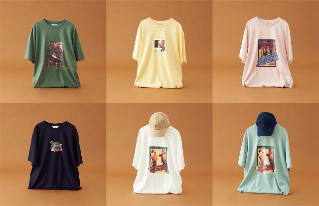 삼성물산 패션부문 빈폴, '1989 리미티드 에디션' 티셔츠 출시