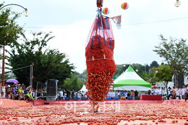 2019 화천 토마토 축제, 토마토 속에 숨어있는 '상생'