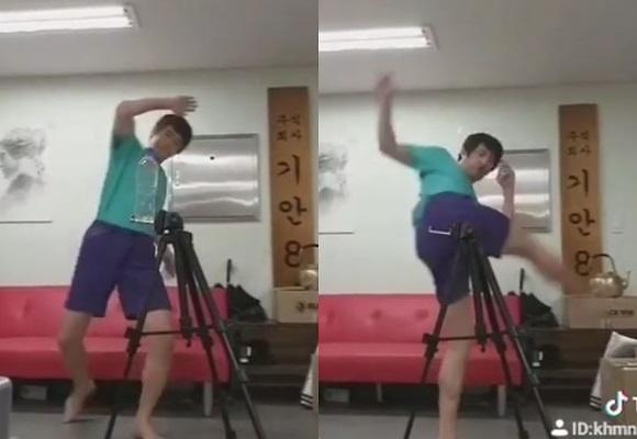 [#SNS★] 기안84 병뚜껑 챌린지 도전에 나혼산 멤버들 반응은?