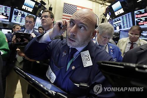 【全球股市】特朗普表示与中国达成协议还有很长的路要走。纽约股市下跌0.09%