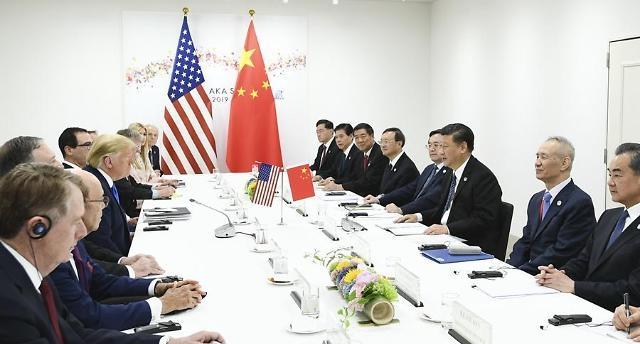 미·중'샅바싸움'에 무역협상 옅어지는 기대감