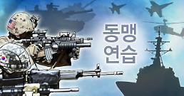 .美国防部:韩美联合军演准备当中.