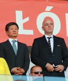 .国际足联主席致信祝贺韩国获U20世界杯亚军.