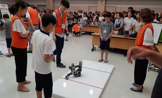 대구시, 2019 스팀컵 로봇경진대회 예선대회 개최