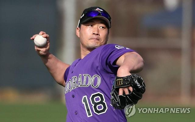 오승환, 팔꿈치 수술로 시즌 마감…국내 복귀 가시화