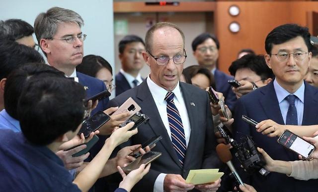 美亚太事务助理国务卿:支持韩日解决矛盾