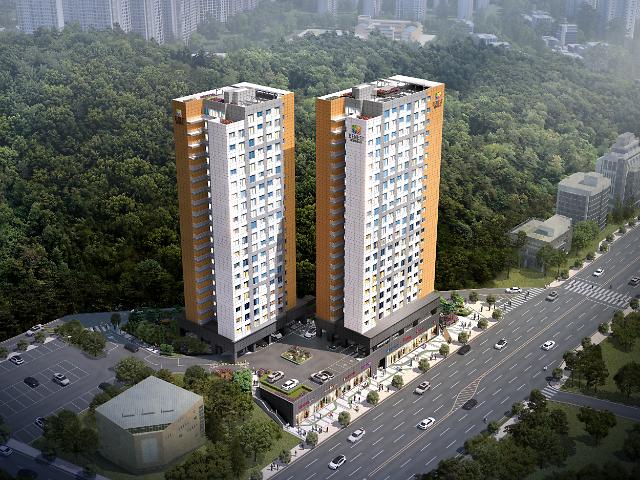 소형 아파트 공급, 5년 새 반토막…아파텔 및 도시형생활주택 주목