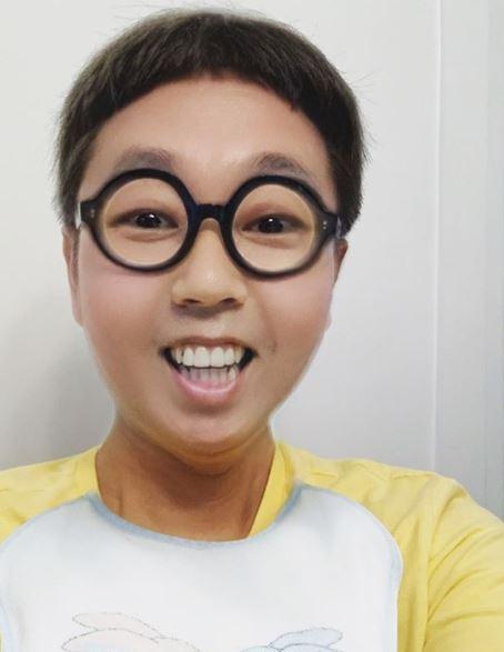 "[#SNS★] 철파엠 김영철, 애기 얼굴 보니…""송은이 닮았다"""