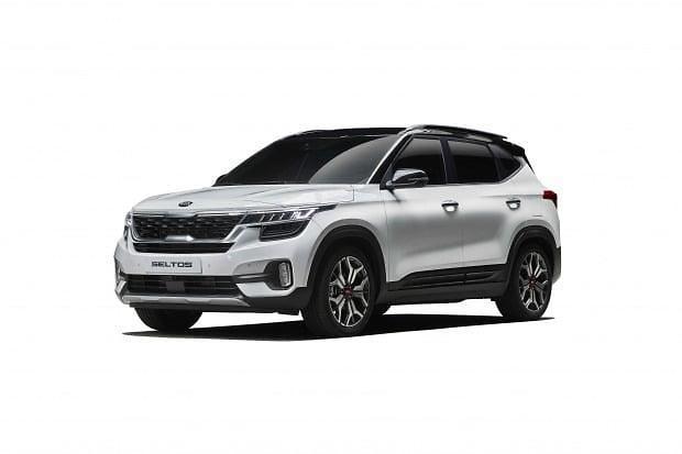 起亚汽车18日发布新车Seltos 小型SUV市场竞争激化