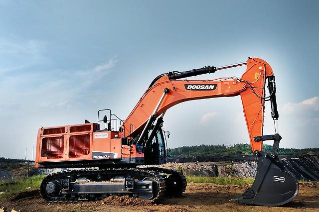 두산인프라코어, CIS 시장에서 건설기계 판매 지난해보다 20% 증가