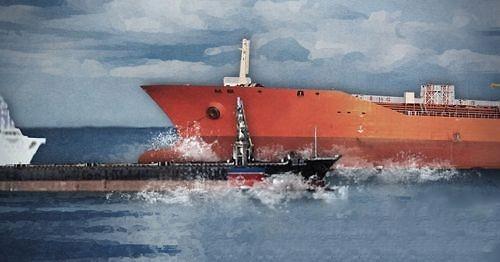美媒:5月中国对朝口出精炼石油产品1536吨