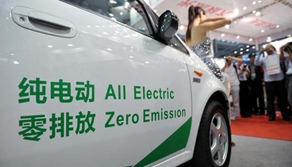 中国公布最新电动汽车补助名单 韩企再次落榜