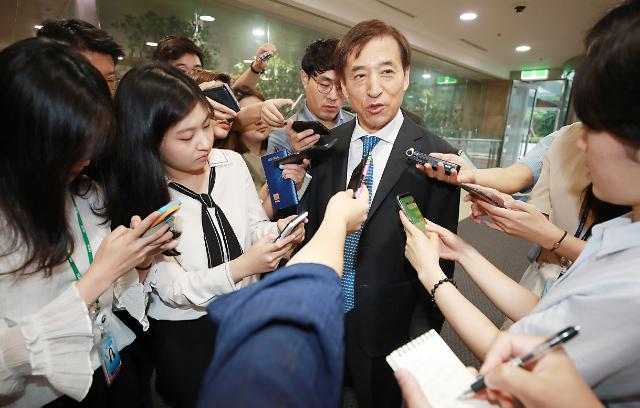 Central bank chief urges active fiscal policy to spur economic