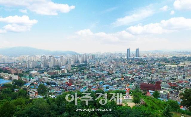 대전동구 대동하늘공원, '전국구 테마 관광지'로 도약 발판 마련