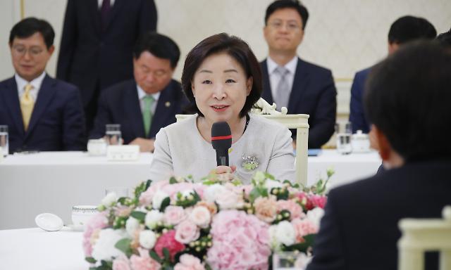 """심상정, 靑 회담서 """"日 보복 조치에 행동 대 행동으로 나서야"""""""