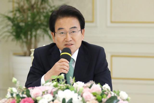 """정동영 """"일본 경제보복에...여야 넘어 초당적 협력 확인 의미"""""""