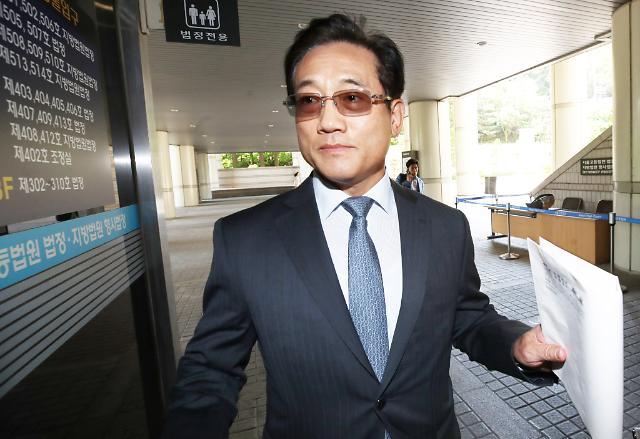 '故 백남기 농민 사망 책임' 구은수 전 서울청장, 오늘 항소심 선고