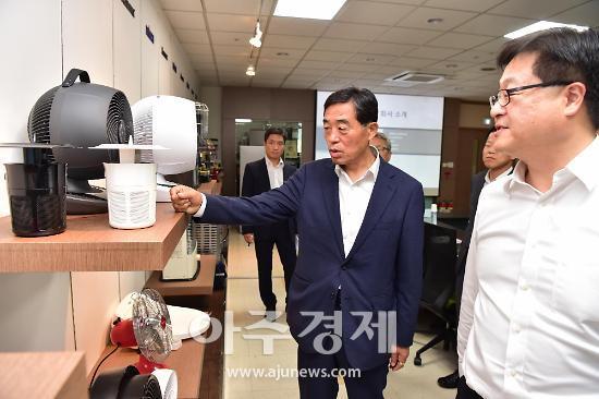 """윤화섭 안산시장 """"산업단지 활성화가 최대 화두다"""""""