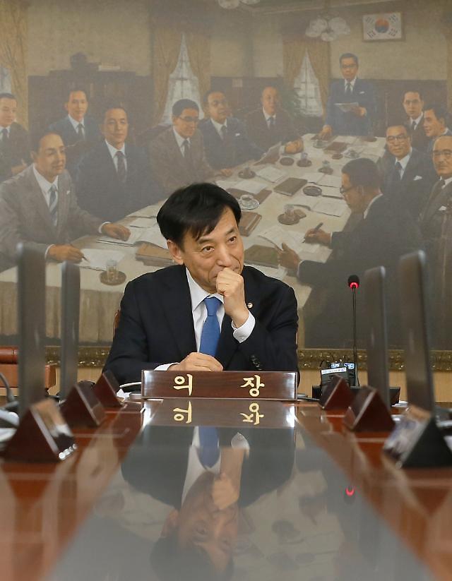 韩国银行下调基准利率 年内是否再降