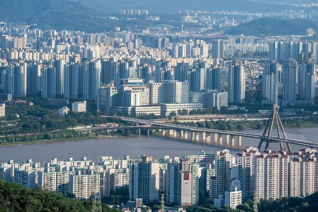 한강 접근성이 아파트값 가른다…한강 반경 1km 청약ㆍ시세 '강세'