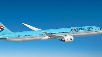 Korean Air đầu tư 7,4 nghìn tỷ won vào dự án mua máy bay mới năm 2025