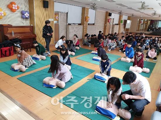 의왕도시공사, 안전교육 사업 참가자 전년대비 대폭 증가