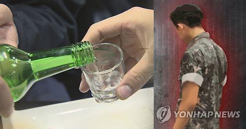 술값을 내가 왜... 흉기로 친구 찌른 육군 병사 검거