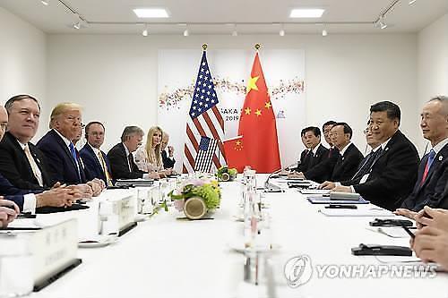 """美 USTR """"중국 무역협상팀과 전화통화"""""""