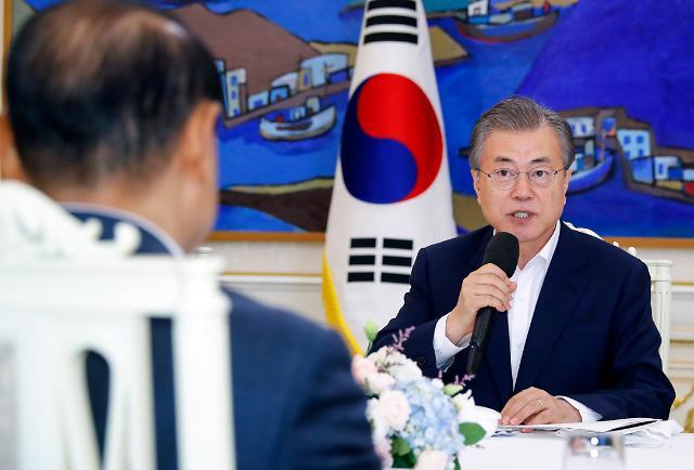 """文대통령 """"전작권 전환, 한미동맹 더욱 발전시킬 것"""""""