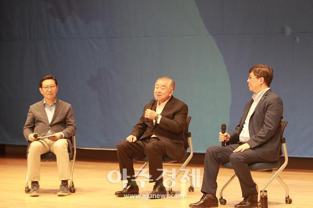 """문정인 대통령 특보, """"남북미 3자 정상회담, 한반도 평화지평 열리는 계기"""""""