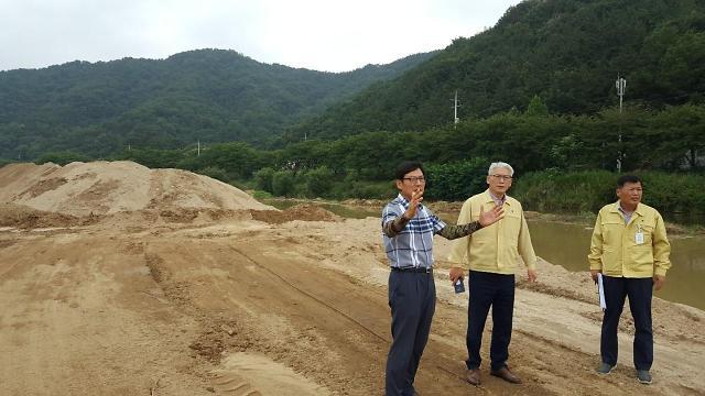 제5호 태풍 '다나스' 대비 재해 취약시설 점검 강화