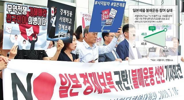 美언론도 주목한 노노재팬…일본, 한국인 분노시켰다