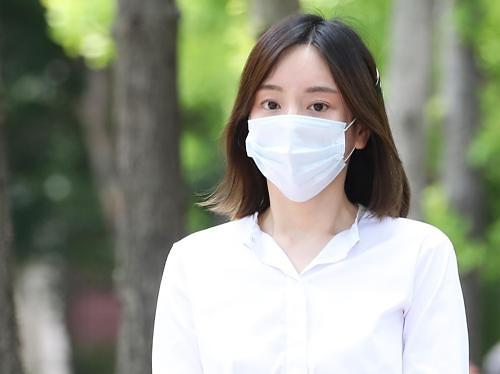 """수원지법, 황하나 집행유예 선고...""""반성하고 있는 점 고려"""""""