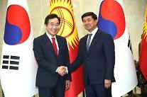 韓国企業、「キルギスタン」農水産・交通などへの進出に青信号点灯・・・韓・キルギス首相会談